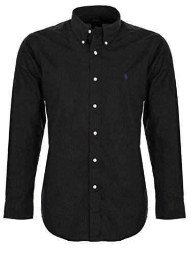 polo-ralph-lauren-chemise-poplin-custom-fit-black