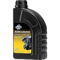 Silkolene V-TWIN 20W50-Olio motore 1 L - 20w50 Olio