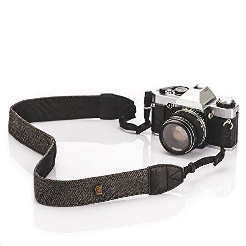 TARION Kamera Tragegurt Bohemian Style Schulter Strap Kameragurt für Canon Nikon Pentax Sony usw. Modell LYN-242H