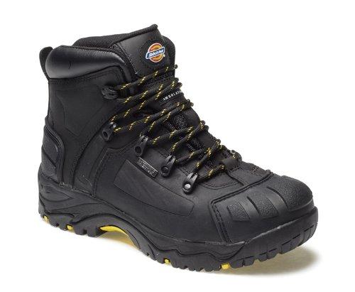 Dickies Medway Boot Noir
