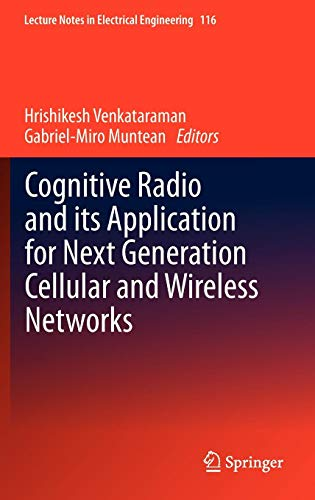 Cognitive Radio and its Application for Next Generation Cellular and Wireless Networks (Lecture Notes in Electrical Engineering, Band 116) - Wimax-netzwerk