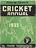 News Chronicle Cricket Annual 1935