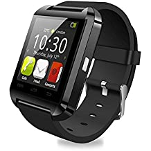 Ambrane ASW-11 Smart Watch (Black)