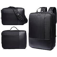 Multifunción Mochila Para Portátil, de hombre Classic All 'agua mochila con compartimentos, también una bolsa y una cruz cuerpo bolso Business