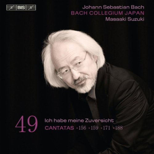 Ich steh mit einem Fuss im Grabe, BWV 156: Sinfonia