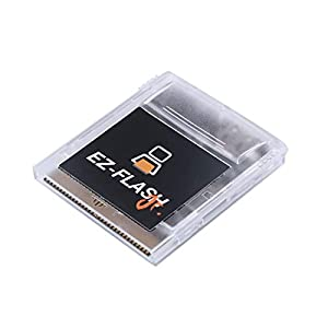 12che EZ Flash Junior Micro SD Game Card Mikro SD Spielkarte für GBA GBASP NDS IDSL NDSL [Gameboy Advance/Gameboy Pocket/Gameboy Advance SP/Gameboy Color/Gameboy Micro]