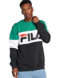 Fila Straight Blocked Crew Sweater