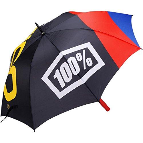 Unbekannt 100% Regenschirm Geico Honda Schwarz