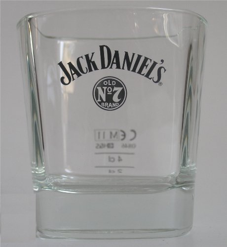 1 Original Jack Daniel 's Whiskeyglas Old No. 7 ? Whiskey Tumbler