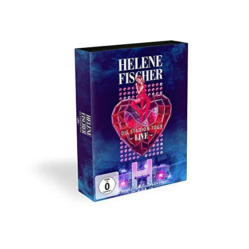 Helene Fischer Live - Die Stadion-Tour (Fan Edt. inkl. 2CDs, DVD & Blu-ray)