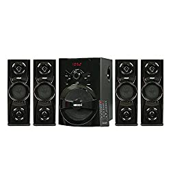 5 Core HT-4123 Bluetooth Multimedia Speakers 4.1 Home Theater System