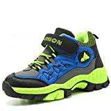 Chaussures de randonnée Jungle Boys Walking Trekking léger Outdoor Sporty Shoes Bottes d'escalade