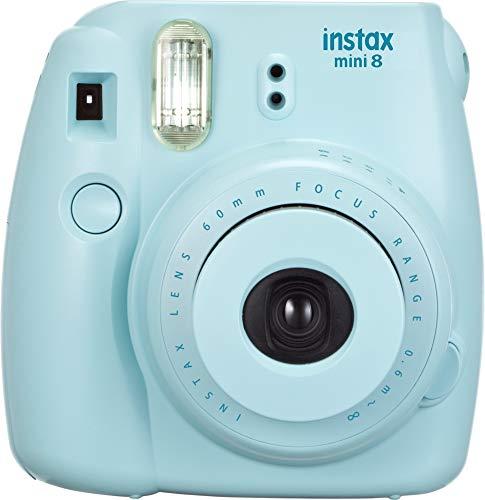 Fujifilm Instax Instax Mini 8 Instant Camera (Blue)