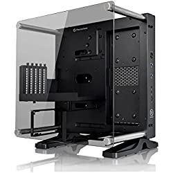 Thermaltake Core P1 TG Case per PC, Nero