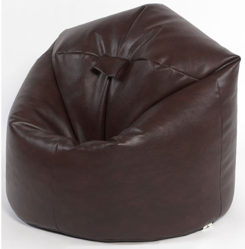 x-l-top-quality-brown-faux-leather-classic-beanbag-bean-bag-chair
