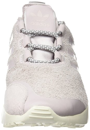 adidas Zx Flux Adv Verve, Sneakers Basses Femme Blanc (Ice Purple/ice Purple/off White)