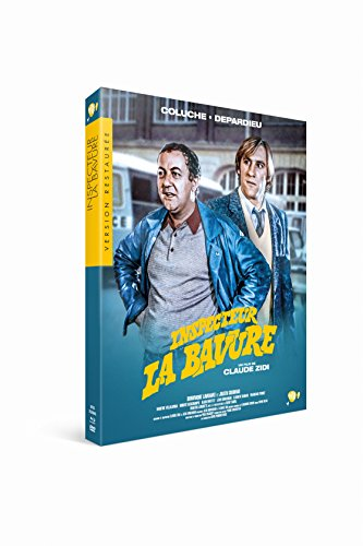 Inspecteur La Bavure Version Restaure Combo DVD BluRay [Blu-ray] [FR Import]