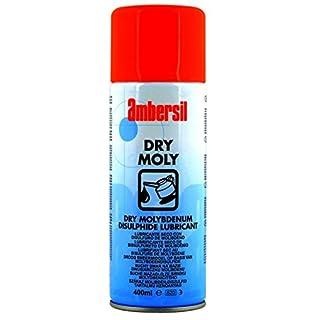 31576-AA AMBERSIL DRY MOLY DRY MOS2 LUBRICANT 400ML AEROSOL