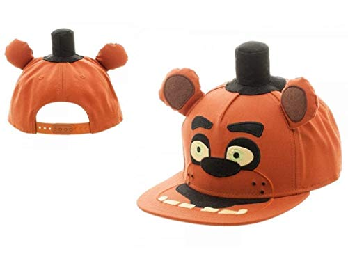 Five Nights At Freddy's Big Face Youth Snapback Hat