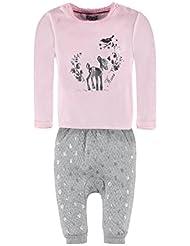 Kanz Mädchen Bekleidungsset Sweatshirt 1/1 Arm + Jogginghose
