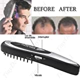 Cpixen Power Grow Comb Kit Regrow Hair Loss Therapy Cure Promotes the Appearance of New Hair with Manicure