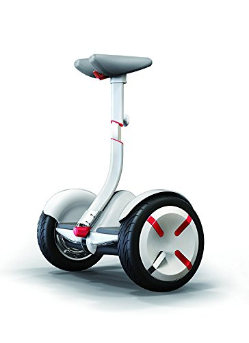 Ninebot by selbstbalancierender MiniPro 320, Scooter Elektro unisex-adulto M Bianco - 3