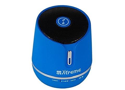 Xtreme 03165 Portable Speaker Enceintes portables (Mono sans fil batterie Bluetooth Mobile/phone Smartphone intégré)