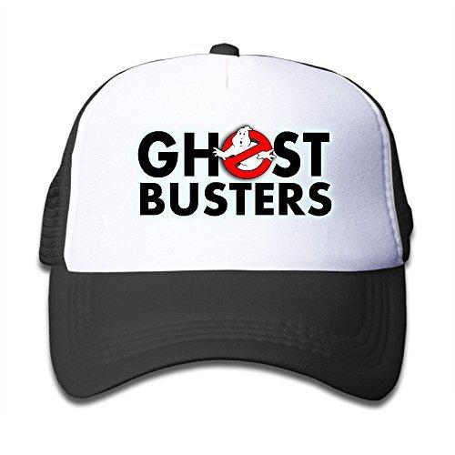 Tike Teenage Kappen Hat the Real Ghost Busters 2Fans Mesh Back schwarz - schwarz -...
