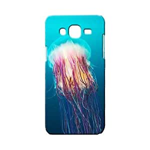 BLUEDIO Designer 3D Printed Back case Cover for Samsung Galaxy ON5 - G4041