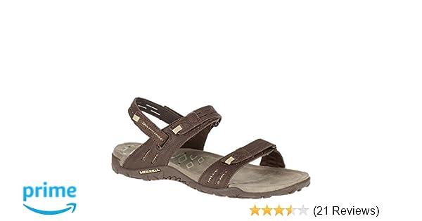 merrell siena sandals size 4 24