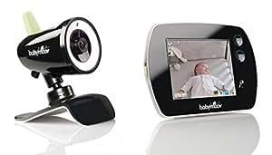 Babymoov Babyphone Vidéo Talkie Walkie Température à Ecran Tactile