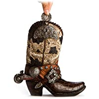 Preisvergleich für LatestBuy Cowboy Boot Money Bank