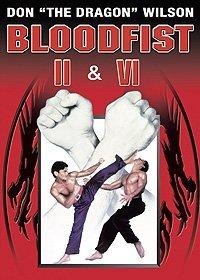 Bild von Bloodfist II + Bloodfist VI