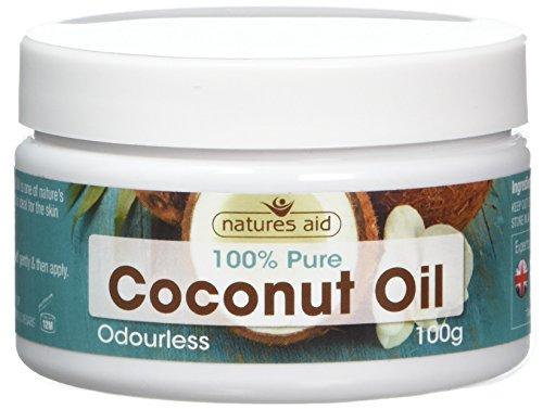 Natures 100g aide l'huile de coco