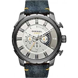 Diesel - DZ4345 - Montre Homme - Quartz - Chronographe - Bracelet Textile multicolore