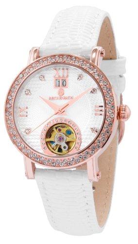 Reichenbach orologio automatico Woman Rix Bianco 32mm