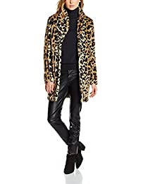 Abrigo Pepe Jeans Sessile Leopardo
