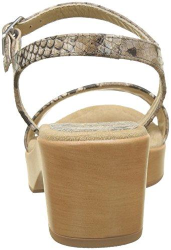Unisa vp Irita Multicolore Femme funghi Sandale 18 wwfqEz