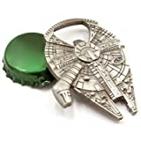 Acquista Apribottiglie di metallo Star Wars Millenium Falcon