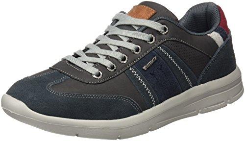Yumas Uomo Oslo scarpe classiche grigio Size: 40