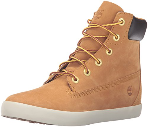 Timberland Flannery_Flannery_Flannery 6 In Warm, Baskets Basses Femme Marron - Braun (Wheat Nubuck)