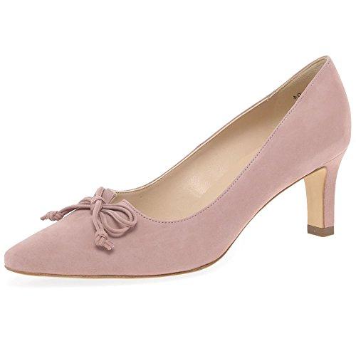 Peter Kaiser Mizzy, Chaussures à talons - Avant du pieds couvert femme Ash (Rose) Suede