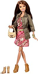 Barbie Style Teresa Floral Dress Doll