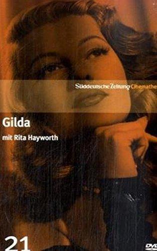 Preisvergleich Produktbild Gilda mit Rita Hayworth - SZ Cinemathek Traumfrauen 21