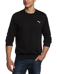 PUMA - Sudadera para hombre, tamaño S, color negro