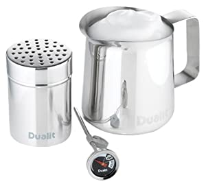 Dualit Barista Coffee Kit Stainless Steel