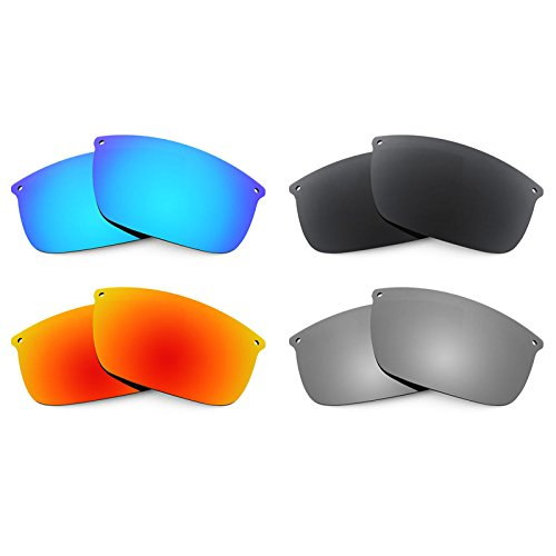 Revant Ersatzlinsen für Oakley Carbon Blade Polarisiert 4 Paar Kombipack K018