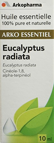 Arkopharma Huile Essentielle Unitaire Eucalyptus Radiata Flacon de 10 ml