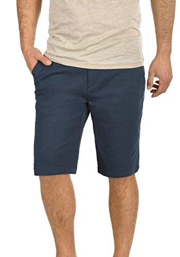 !Solid Lamego Herren Chino Shorts Bermuda Kurze Hose Aus Stretch-Material Regular Fit, Größe:L, Farbe:Insignia Blue (1991) -