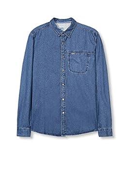edc by Esprit Men's 017cc2f001 Casual Shirt